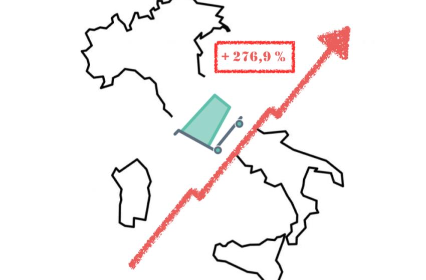APP E-COMMERCE: UN COMPARTO IN FORTE CRESCITA