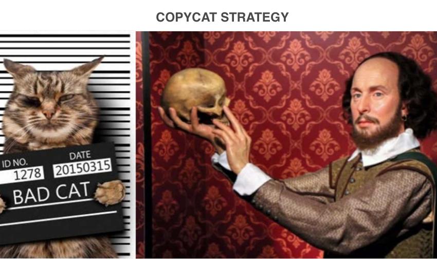 Copycat: una delle più diffuse strategie di business